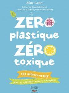 livre zero plastique du local en bocal