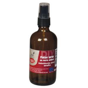 flacon spray 100ml du local en bocal