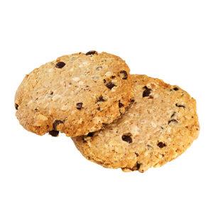cookie vegan du local en bocal