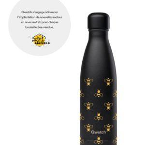 bouteille bee du local en bocal