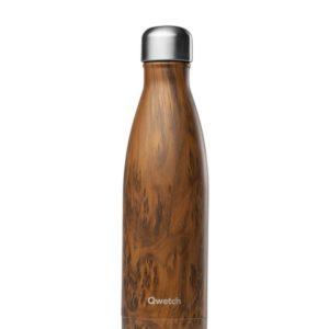 bouteille iso wood du local en bocal