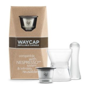 way cap Nespresso du local en bocal