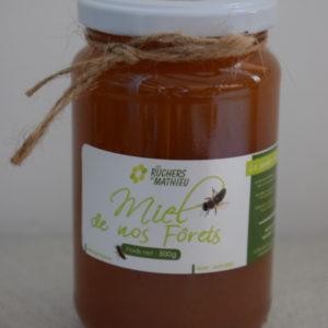 miel foret 500 du local en bocal