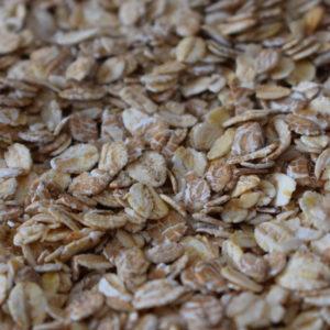 5 cereales du local en bocal