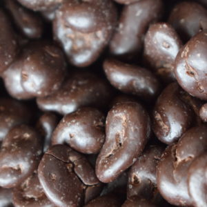 cranberry chocolat du local en bocal