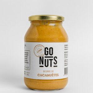 beurre cacahuète du local en bocal