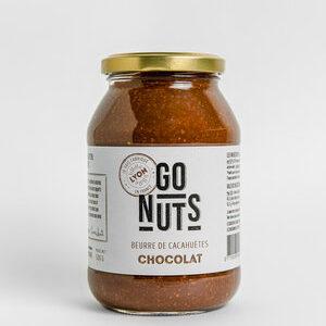 beurre cacahuete chocolat du local en bocal
