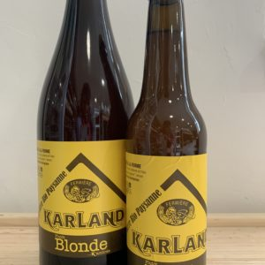 karland blonde du local en bocal