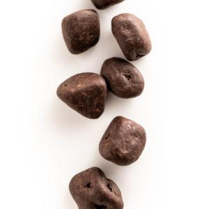 gingembre chocolat du local en bocal